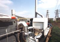 LEL solvent and flow monitoring systems