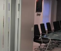 Bespoke Office Partitioning Systems