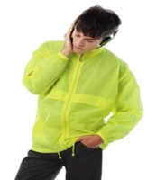 B&C Collection Sirocco Mens Lightweight Jacket