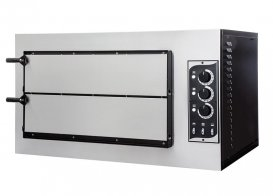 Double Deck Electric Pizza Oven BX4x4