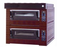 Double Deck Gas Pizza Oven TF90D
