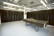 Motorised Laser Protection Curtains