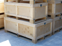 Clipped Wooden Cases