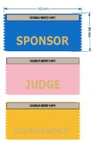 Ribbons for judges