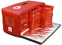 6 Crate Blood Transport Systems