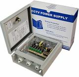 CCTV Power Supply Cabinets