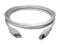U02-03 USB A-B Type General Purpose Peripheral cable 3 Mtr Length