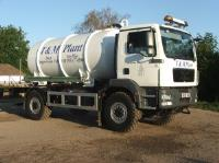 Dust Suppression Bowser Hire