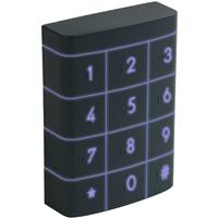 Backlit Standalone Single Door Waterproof Braille Keypad