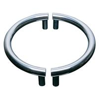 Circular Stainless Steel Door Handles