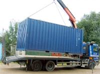 20ft Steel Storage Containers
