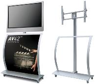Digital Advertising Screens and Stands