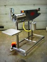 Adhesive filling machines