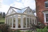 Double Gable Conservatory