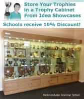 Trophy Cabinets For Schools, Universities and Colleges