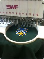 Logo Embroidery Services