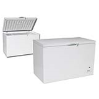 Genfrost White Lid Chest Freezers