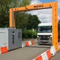 X-Ray Truck Cargo Scanning System