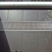 Aluminium Grilles for Trench Heating