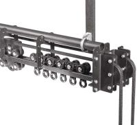 Commercial Curtain Track Systems