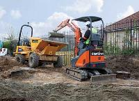Hitachi Excavator Hire