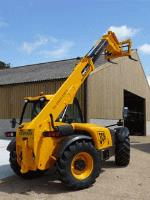 Agricultural Telehandler Hire
