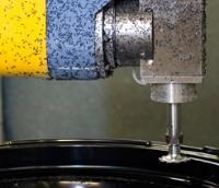 CNC 5 Axis Routing Services