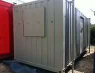 containers & pre fab buildings