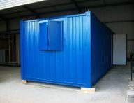 Second hand Site Cabin