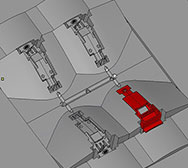 Injection mould tool design