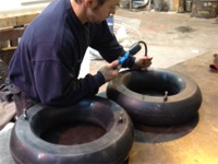Specialised Inflatable Tyres