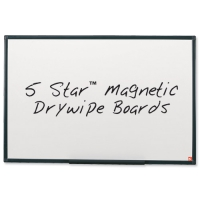 Lightweight Magnetic Drywipe Board
