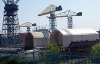 Offshore Manufacturing Buildings