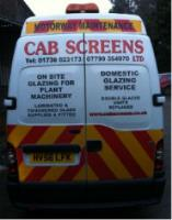 Machinery Safety Glass Fitters