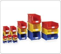 Plastic bins with a lifetime guarantee from our online shop