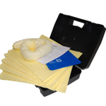 15 Litre Chemical/Universal Performance Spill Kit in Hard Carry Case