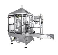 Inline VIP F100 Flameproof Atex Filling Machine