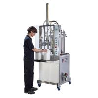 Two-Head Volumetric Vertical Filling Machine