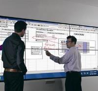 NEC Digital Touch Displays
