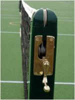 Tennis Post Winder and Handle