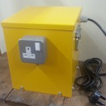 Single phase transformers up to 50kVA