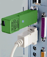 AD400Ei RS232 to RS422/RS485 isolating converter