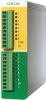ARM-DA Serial Radio Modem with analogue digital I/O