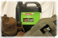 A4 SAFER RUST REMOVER