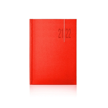 Academic Diaries for 2021/22 - Ruby Red
