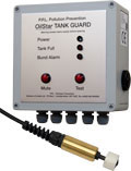 Andel-PPL Oilstar TankGuard overfill and bund leak alarms