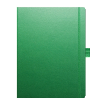 Tucson forest green note book from Stablecroft