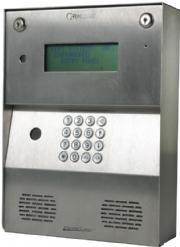 EntraGuard Silver Telephone Entry System