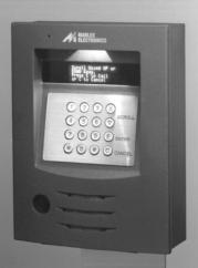 Entraguard VF Series Telephone Entry System