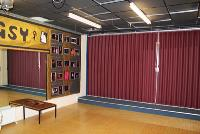 Acoustic Partition Installation